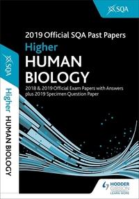 Jacket Image For: Higher human biology