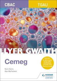 Jacket Image For: WJEC GCSE chemistry workbook