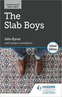Jacket Image For: The slab boys