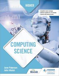Jacket Image For: SQA higher computing science