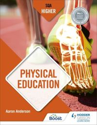 Jacket Image For: SQA higher physical education