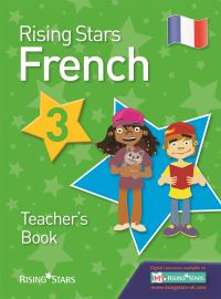 Jacket Image For: French. Stage 3