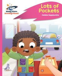 Jacket Image For: Lots of pockets