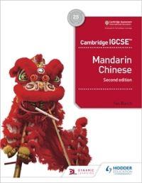 Jacket Image For: Cambridge IGCSE Mandarin Chinese. Student's book