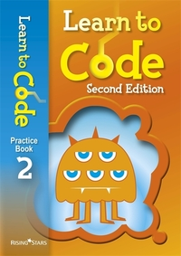 Jacket Image For: Learn to code. Practice book 2