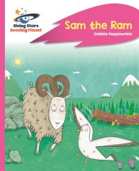 Jacket Image For: Sam the ram