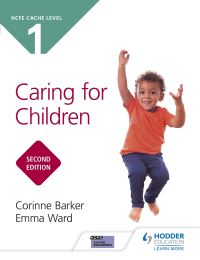 Jacket Image For: CACHE level 1 caring for children
