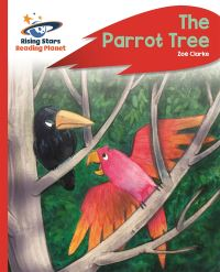 Jacket Image For: The parrot tree