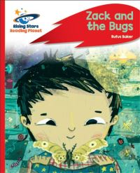 Jacket Image For: Zack and the bugs