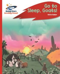 Jacket Image For: Go to sleep, goats!