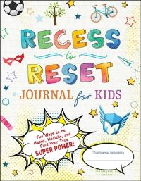 Jacket Image For: Recess to Reset Journal for Kids