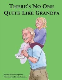Jacket Image For: There Is No One Quite Like Grandpa