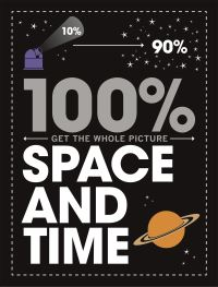 Jacket Image For: 100% space and time