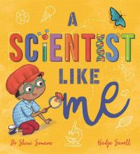 Jacket Image For: A scientist like me