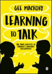 Jacket Image For: Learning to talk