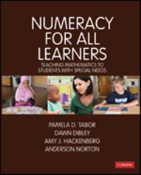 Jacket Image For: Numeracy for all learners