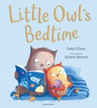 Jacket Image For: Little Owl's bedtime