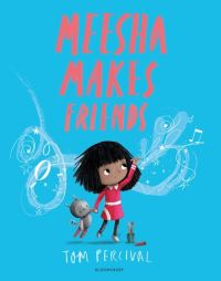 Jacket Image For: Meesha makes friends