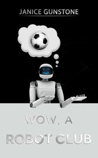 Jacket Image For: Wow, a robot club