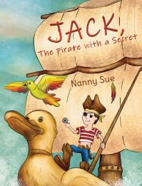 Jacket Image For: Jack, the pirate with a secret