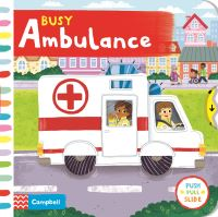 Jacket Image For: Busy ambulance