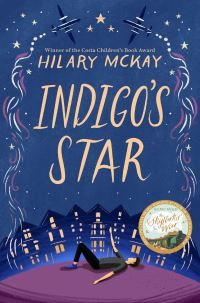 Jacket Image For: Indigo's star
