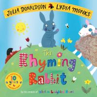 Jacket Image For: The rhyming rabbit
