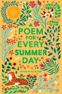 Jacket Image For: A poem for every summer day
