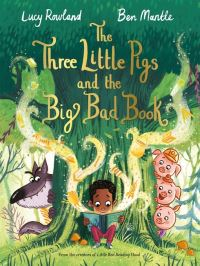 Jacket Image For: Three Little Pigs and the Big Bad Book