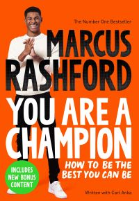 Jacket Image For: You are a champion