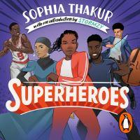 Jacket Image For: Superheroes