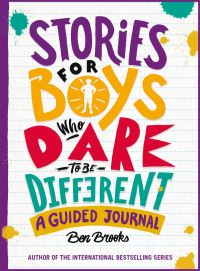 Jacket Image For: Stories for Boys Who Dare to be Different Journal