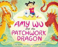 Jacket Image For: Amy Wu and the patchwork dragon