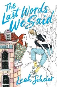 Jacket Image For: The last words we said