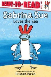 Jacket Image For: Sabrina Sue loves the sea