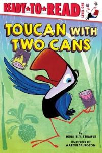 Jacket Image For: Toucan with two cans