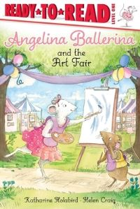 Jacket Image For: Angelina Ballerina and the Art Fair