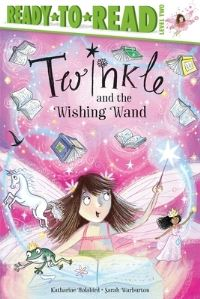 Jacket Image For: Twinkle and the wishing wand