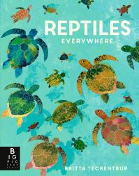 Jacket Image For: Reptiles Everywhere