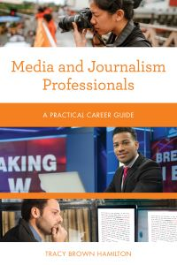 Jacket Image For: Media and journalism professionals