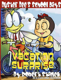 Jacket Image For: Vacation Surprise (Buster Bee's School Days #3)