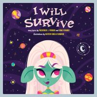 Jacket Image For: I will survive