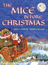 Jacket Image For: The Mice Before Christmas