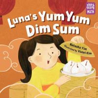 Jacket Image For: Luna's Yum Yum Dim Sum