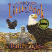 Jacket Image For: My little book of bald eagles