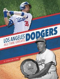 Jacket Image For: Los Angeles Dodgers All-Time Greats