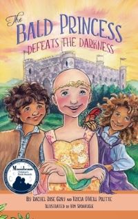 Jacket Image For: The Bald Princess Defeats the Darkness