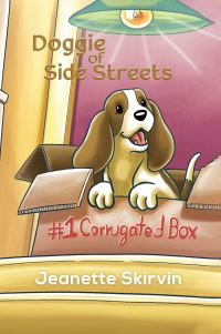 Jacket Image For: Doggie of side streets