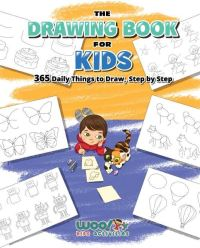Jacket Image For: The drawing book for kids