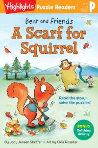 Jacket Image For: A scarf for squirrel